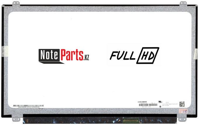 Дисплей для ноутбука N156HGE-LG1  разрешение 1920x1080 Full HD LED Слим 40 пин крепление сверху-снизу, фото 2