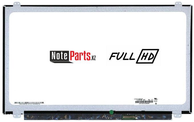 Дисплей для ноутбука HB156FH1-301 разрешение 1920*1080 Full HD LED Слим 30 пин крепление сверху-снизу, фото 2