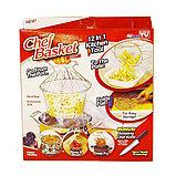 Складная решетка для приготовления пищи Шеф Баскет Chef Basket, фото 5
