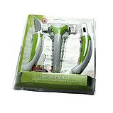 Набор для нарезки продуктов livington triple slicer 3 В 1, фото 4