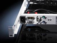 Консоль монитор/клавиатура с 17 ЖК-дисплеем и входом VGA/DVI, фото 1