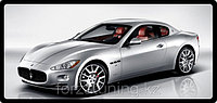 Выхлопная система Meisterschaft GT HAUS на Maserati GranTurismo (2008+)