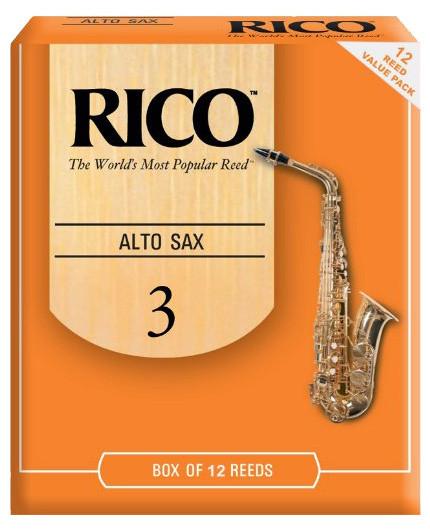 Трости Rico RJA1230 Alto Sax #3.0