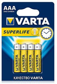 Батарейка Superlife Micro  1.5V - LR03/  AAA (4 шт)