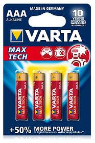 Батарейка Maxi-Tech Micro 1.5V - LR03/  AAA (4 шт)