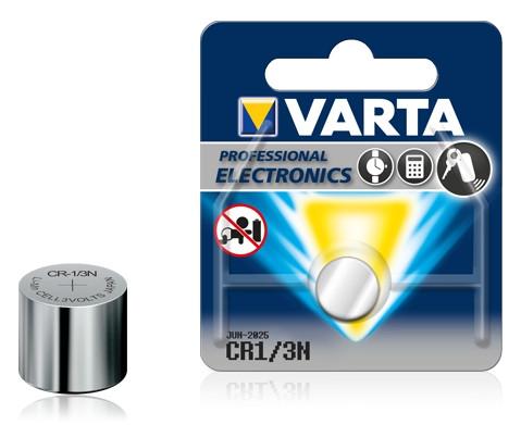 Батарейка  Lithium  CR1/3N - CR11108  3V-170mAh (1 шт)