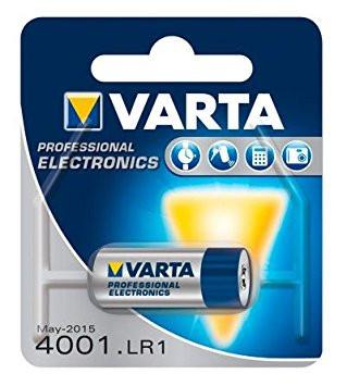 Батарейка Electronics 4001-LR1- 1.5V-880mAh  (1 шт)