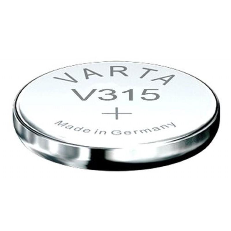 Часовая батарейка V315 - SR67 (10 шт)