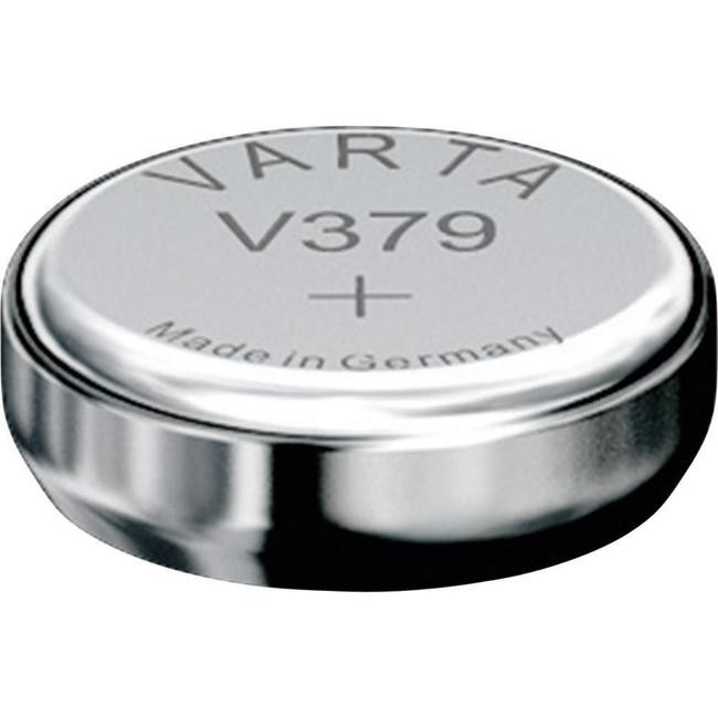 Часовая батарейка V379 - SR63 (10 шт)