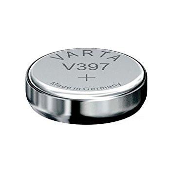 Часовая батарейка V397 - SR 726 SW (10 шт.)