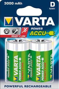Аккумулятор Power Play Mono 3000mAh 1.2V-HR20/D(2шт)