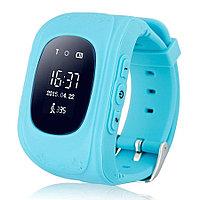 Умные детские часы Smart Baby Watch Q50 GSM небликующий экран оригинал
