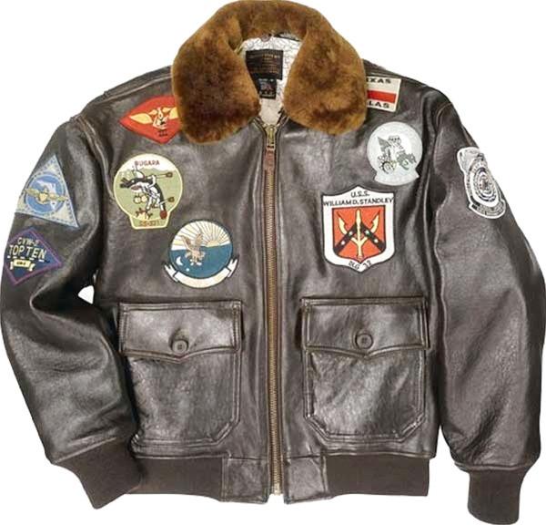 Куртки летные (бомберы)