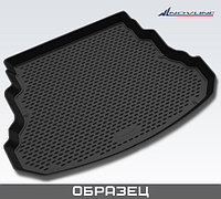 Коврик в багажник Nissan Murano 2003-2007 (черный)