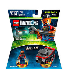 71251 Lego Dimensions A-Team (Fun Pack)