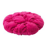 Чехол для табурета СТИККАТ розовый ИКЕА, IKEA
