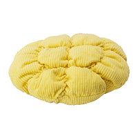 Чехол для табурета СТИККАТ желтый ИКЕА, IKEA, фото 1