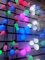 Новогоднее оформление торговых центров