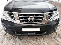 Решетка NEW!! 2014 Nissan Patrol Y62