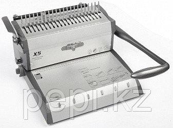 Переплетная машина TPPS X5 2 в 1 (металлическая и пластиковая пружина)