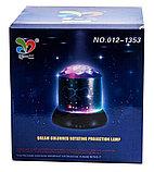Ночник-проектор звездного неба с анимацией 012-1353, фото 4
