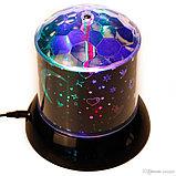 Ночник-проектор звездного неба с анимацией 012-1353, фото 3