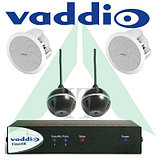 Конференции Vaddio: аудио решения