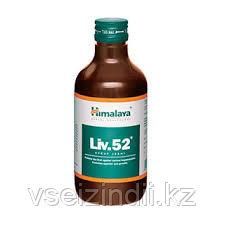 Лив.52 капли, Гималаи (Liv-52 drops, Himalaya), чистка печени, 100 мл