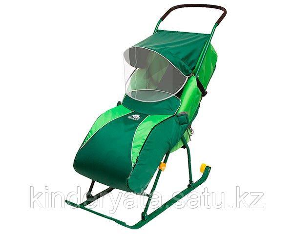 Санки-коляска Ника Тимка 2 Комфорт