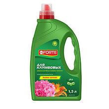 Жидкое Комплексное Удобрение Bona Forte  для клумбовых цветов, 1,5 л