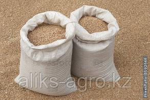 Пшеница фураж в мешках