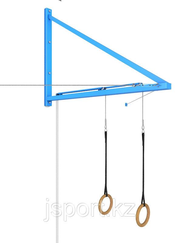 Консоль для колец гимнастических