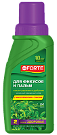 BONA FORTE Жидкое Комплексное Удобрение (здоровье) для фикусов и пальм 285 мл