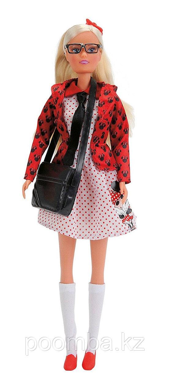 Штеффи Minnie Mouse в школьном наряде