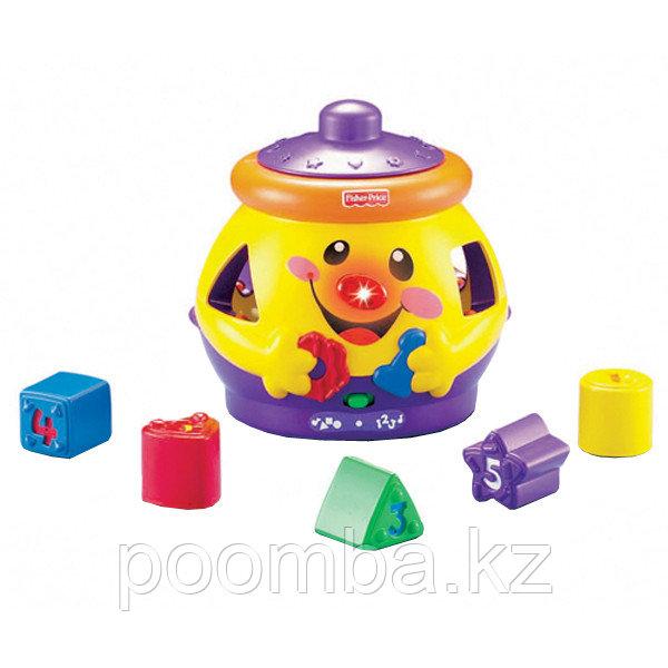 """Обучающая игрушка """"Музыкальный горшочек"""""""