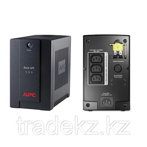 APC BX500CI источник бесперебойного питания UPS, фото 2