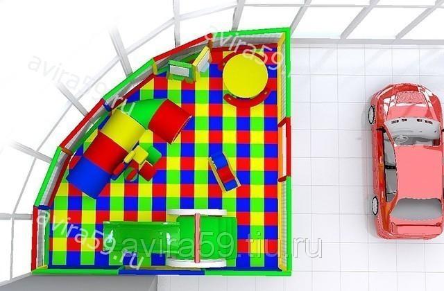 Игровые комнаты до 30 м. кв.
