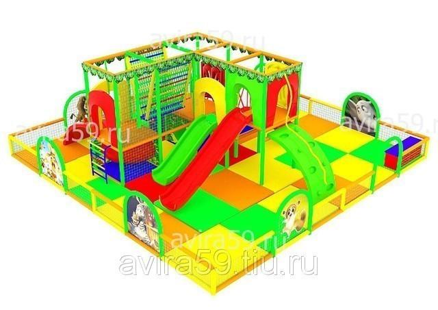 Игровые комнаты от 60 кв. м.