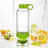 Бутылка-соковыжималка Citrus Zinger, фото 4