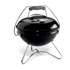 Гриль угольный Smokey Joe Premium, 37 см, черный