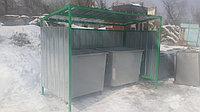Контейнерная площадка для ТБО от производителя