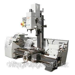 Комбинированный токарно-фрезерный станок MML 250x550 M, Metalmaster (токарный 250х550, фрезерный 400х120)