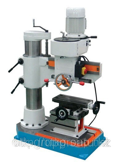 Радиально сверлильный станок TDR-20, MetalMaster(Снят с производства)
