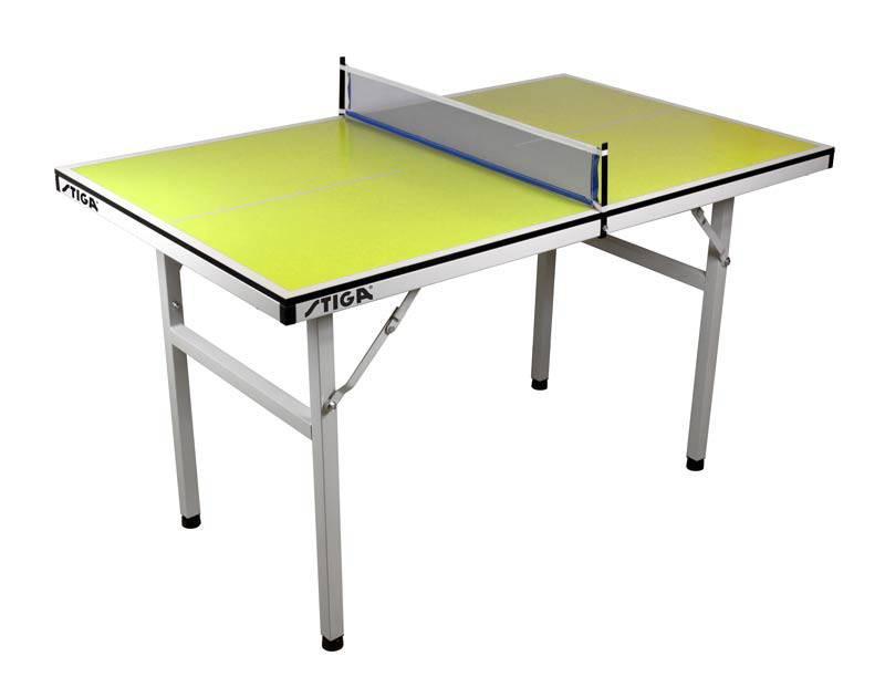 Теннисный стол Stiga Pure Mini (зеленый)