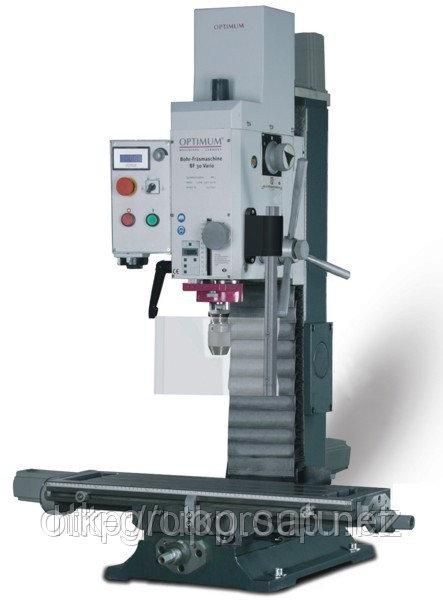Настольный фрезерный станок BF30 Vario с ЧПУ, Optimum