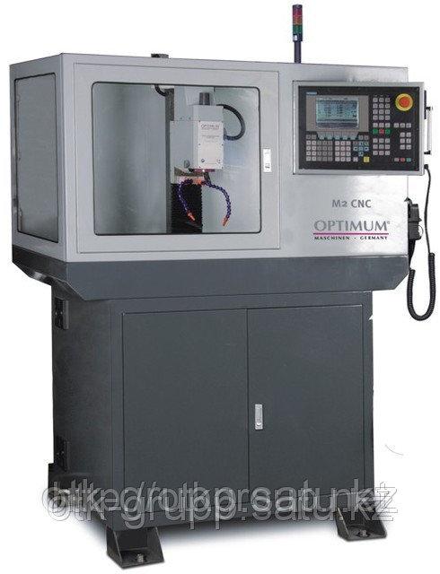 Компактные фрезерные станки с ЧПУ M2 CNC / M2L CNC (не поставляется), Optimum
