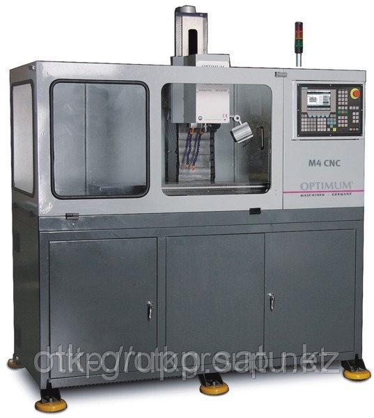 Компактные фрезерные станки с ЧПУ M4HS CNC, Optimum