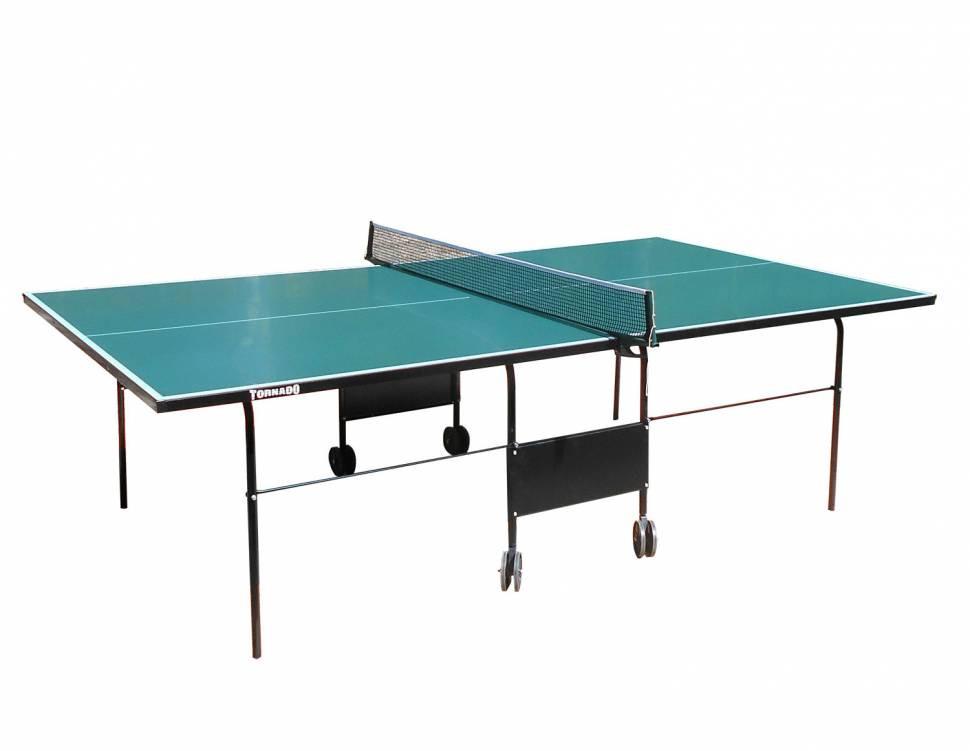 Всепогодный теннисный стол TORNADO NEW