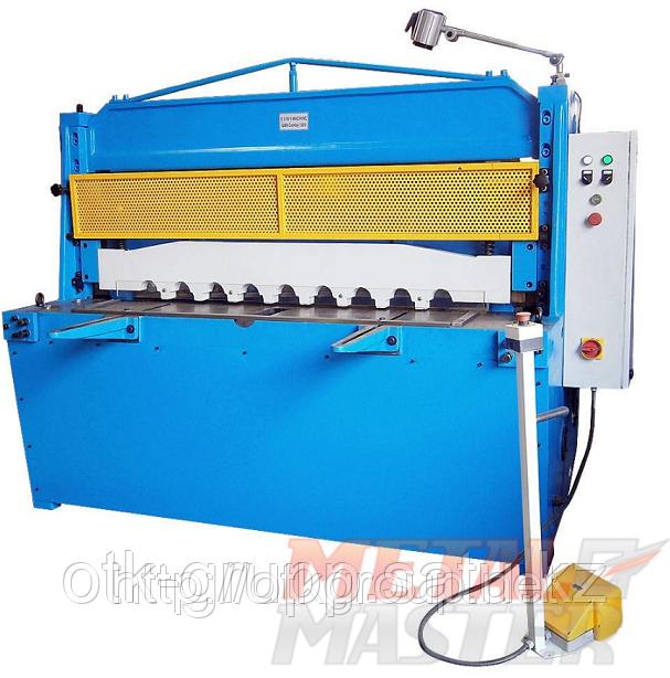 Комбинированная гильотина GBR 1320, Metalmaster (Китай) Comby