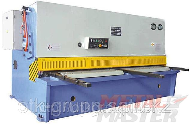 Гильотина HCQ 2540, MetalMaster (Китай)